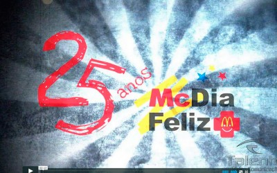 McDia Feliz 2013 – Making Of