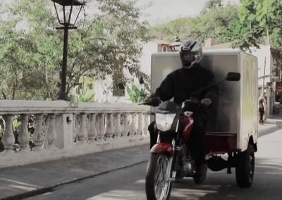 Fusco Motosegura – Novos Triciclos