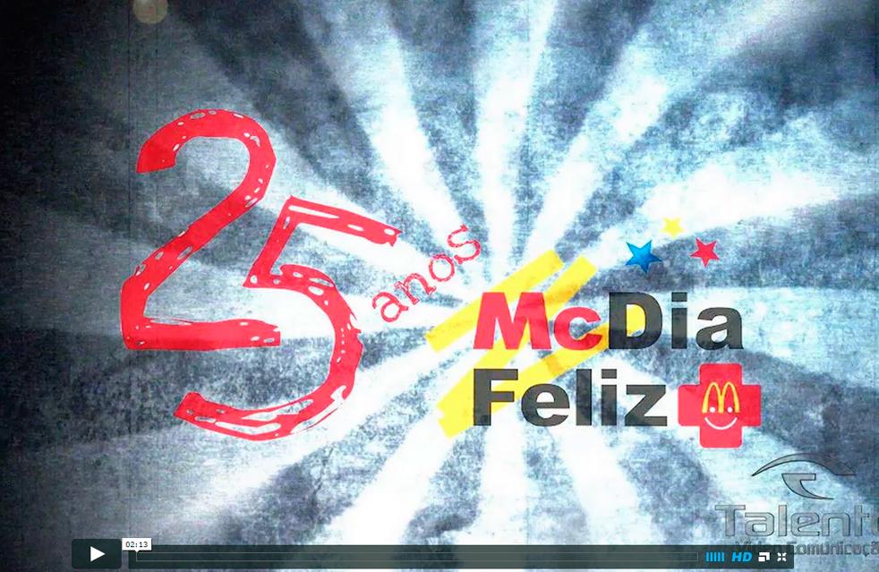 McDia Feliz 2013
