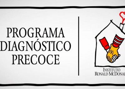 Instituto Ronald McDonald – Diagnóstico Precoce