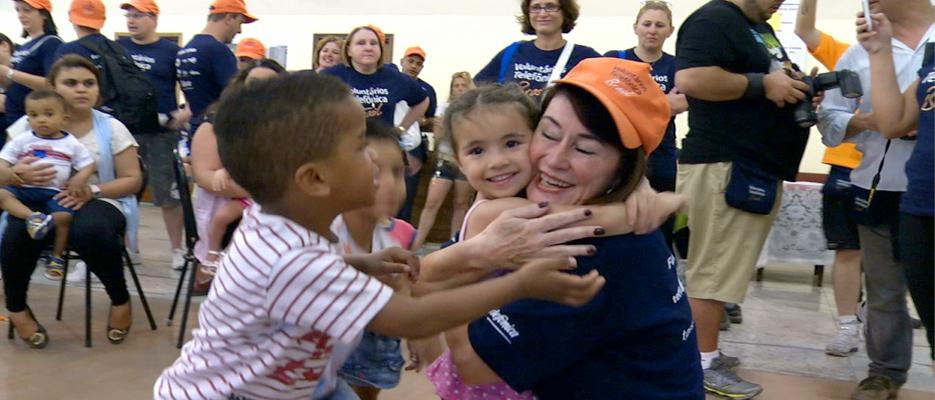 Voluntários 2012 – Fundação Telefônica